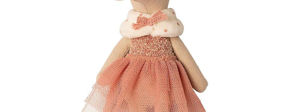 Maileg Little Big Sister Princess Mouse