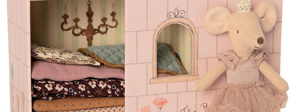 Maileg Princess and the Pea Big Sister Mouse