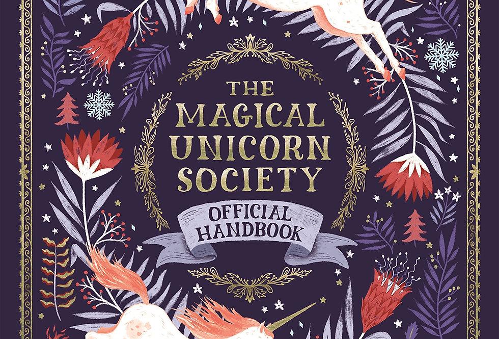 The Magical Unicorn Society - Official Handbook