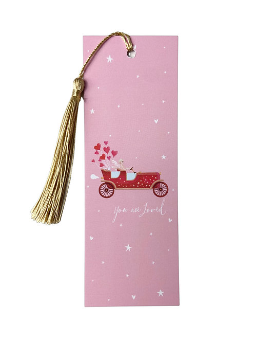 'You are Loved' Fairy Bookmark