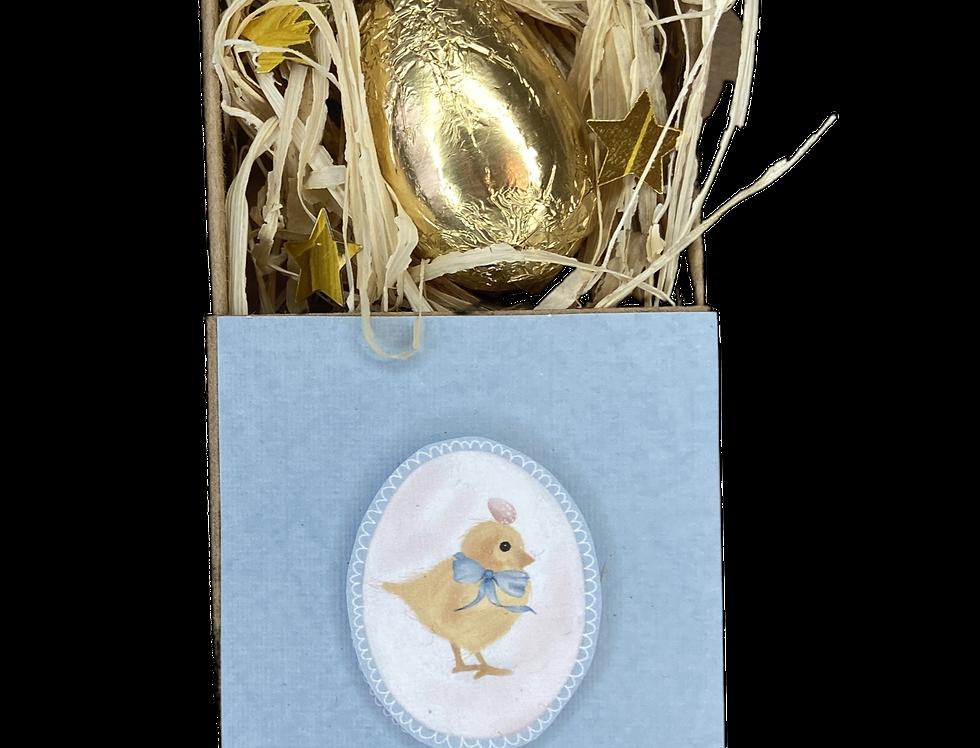 Easter Bunny's Magic Egg Matchbox
