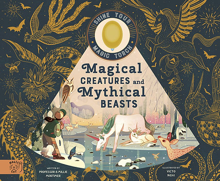 Magical Creatures & Mythical Beasts