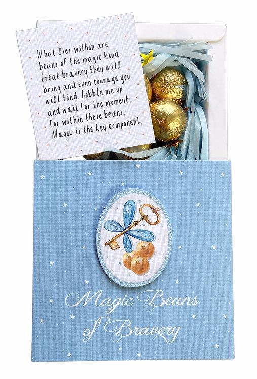 Matilda Thunkurke's Magic Beans of Bravery