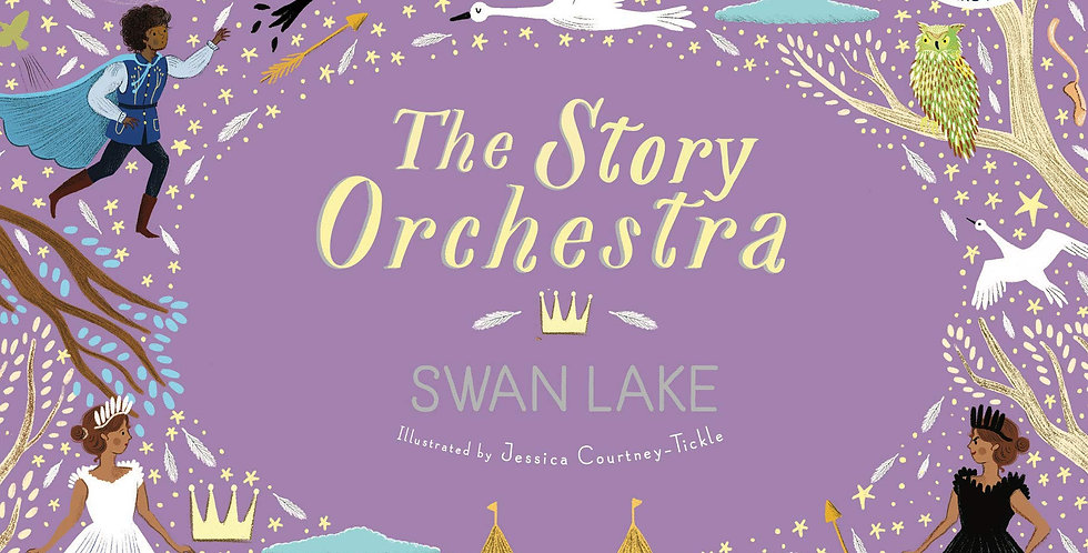 The Story Orchestra - Swan Lake