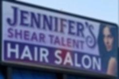 Jennifer's Sheer Talent Hair Salon.JPG