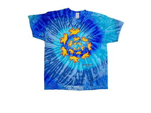 Team Tie Dye Shirt