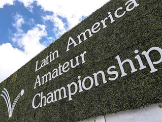 2021 Latin America Amateur Canceled Due to COVID-19