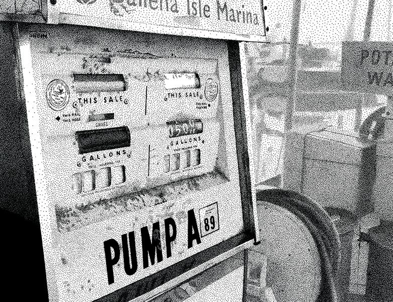 Alameda Marina Gas Pump