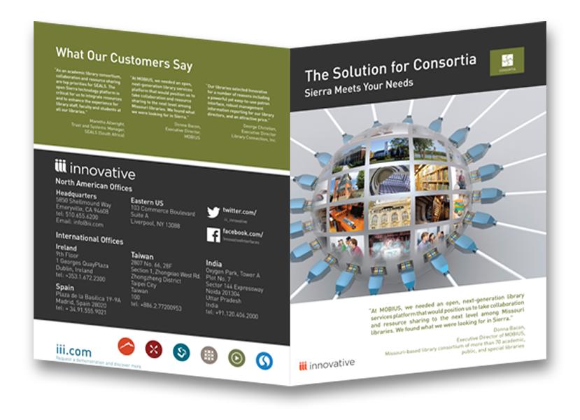 Consortia Brochure (Outside)
