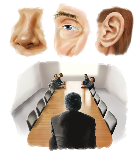 Senses and Conference Room