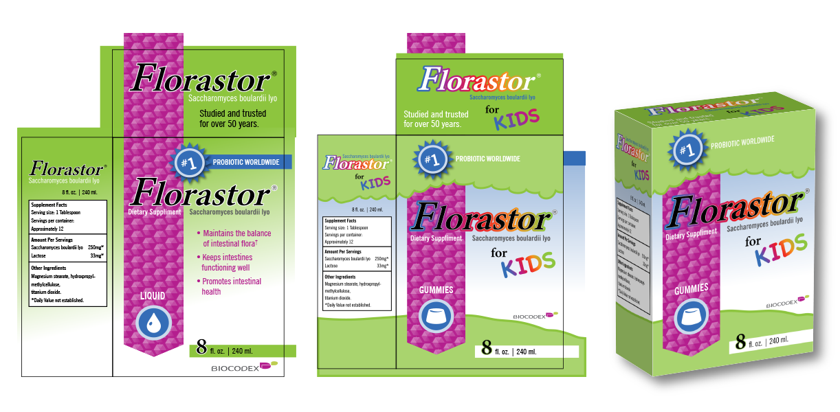 Florester Package Redesign
