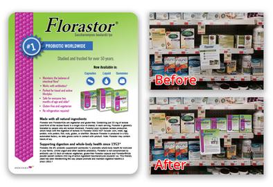 Florester Redesign Talking Card