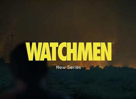 Watchmen Teaser Trailer Reaction!