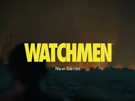 Watchmen Teaser Trailer Reaction!