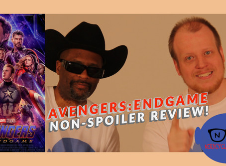 Avengers:Endgame NON-SPOILER review!