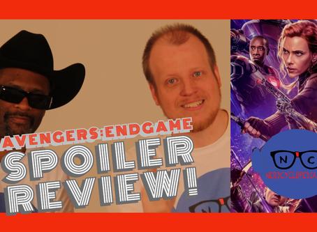 Avengers:Endgame Spoiler Review!