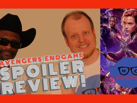 Avengers:Endgame Spoiler Review!