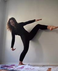 Dancer: Sarah Gottfried