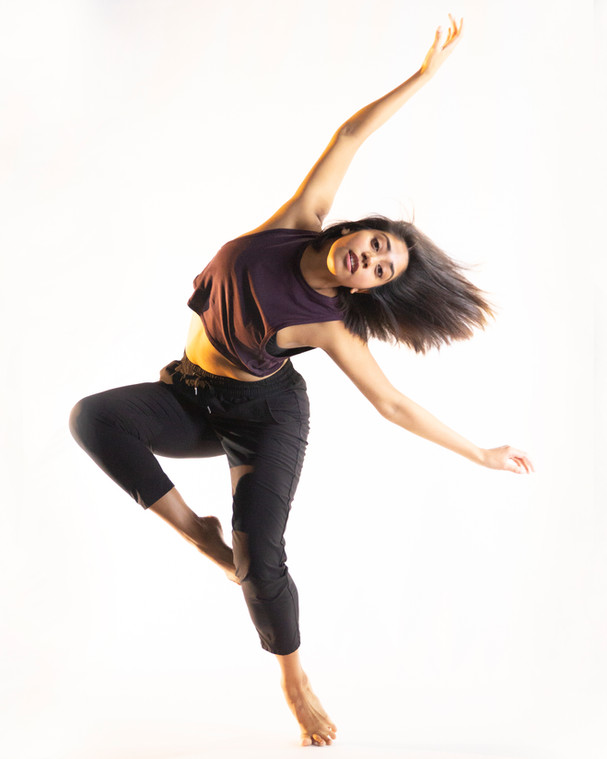 Dancer: Emily Sanchez