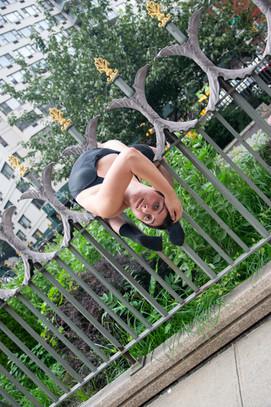 Dancer: Nadia Khayrallah
