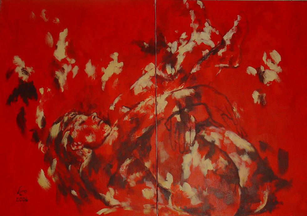 מחשבות אישה באדום
