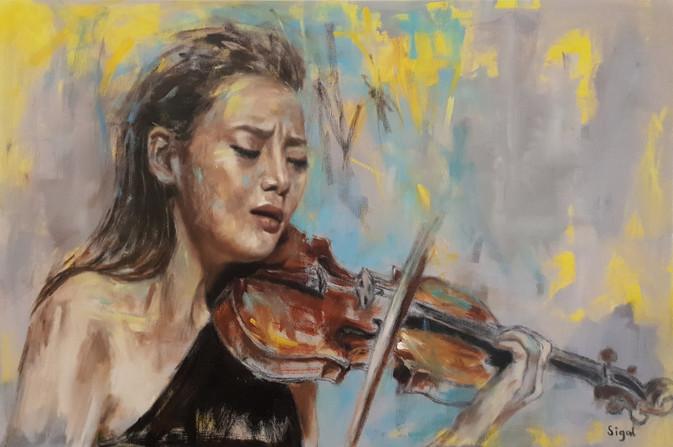 מנגינת הכינור
