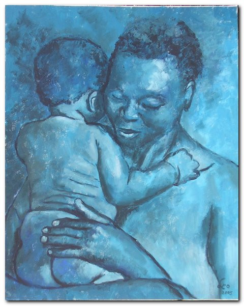 אם ובנה