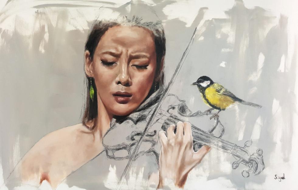 ניגון וציפור