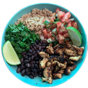 20 Min. Healthy Burrito Bowl