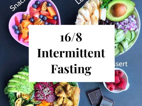 So I Tried Intermittent Fasting By: Sabrina Simpson