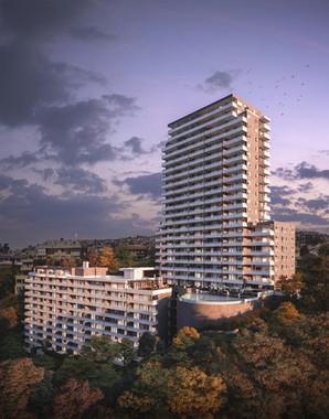 Edificio Vista Urbana