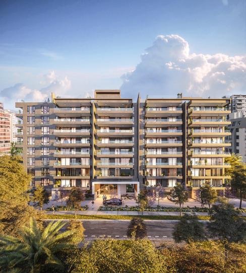 Zamora 3221 building