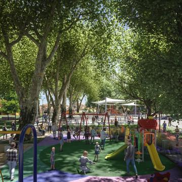 Parque La Hacienda Quilin