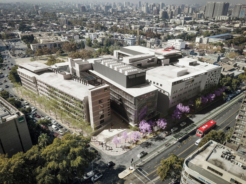 Nuevo Hospital del Trabajador