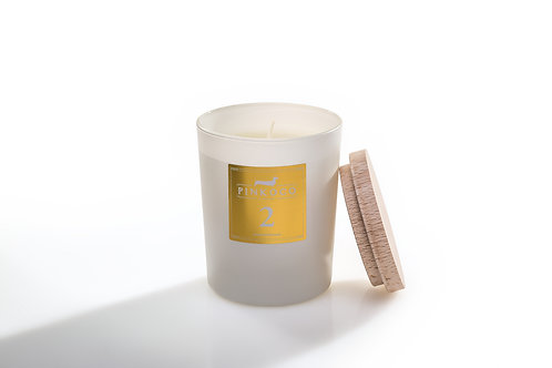 SCENTED CANDLE №2-citrus