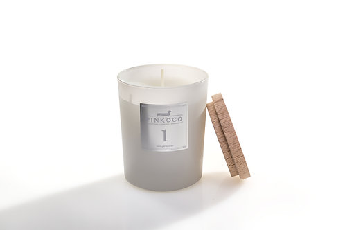 SCENTED CANDLE №1-tuberose