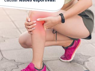 Excesso de exercícios pode causar lesões esportivas