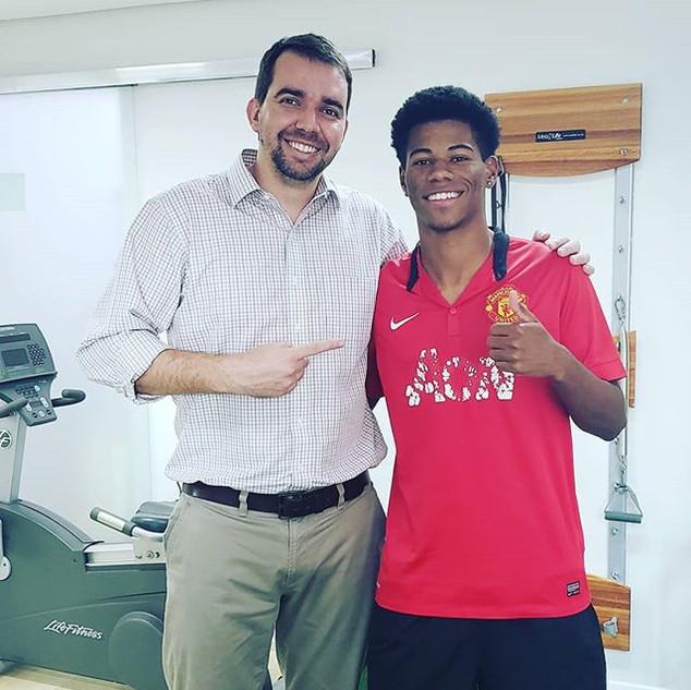 Dr. André Balero e Paulinho Sérgio