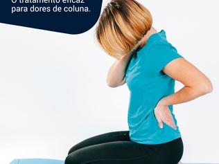Quiropraxia: o tratamento eficaz para dores de coluna