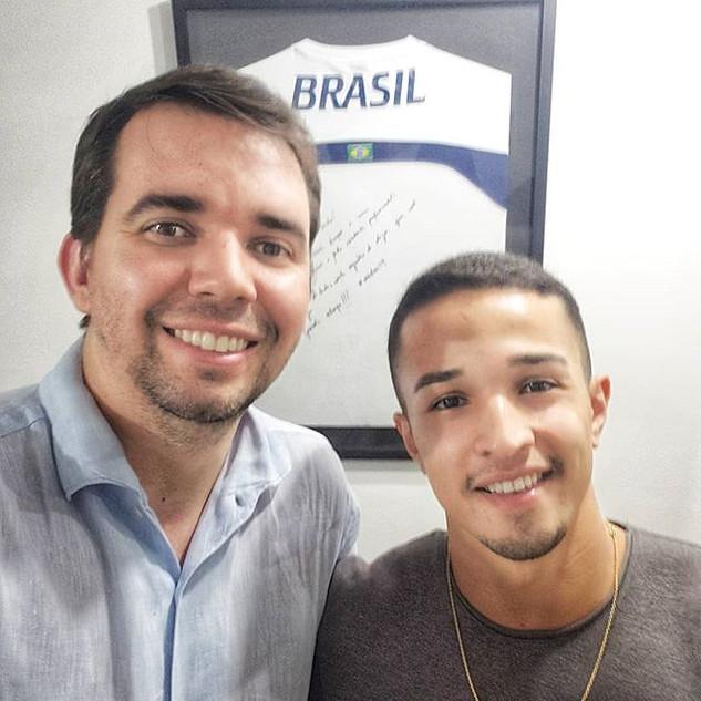 Dr. André Balero e Arthur