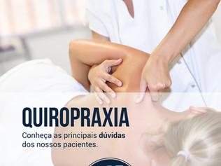 O que você ainda não sabe sobre a Quiropraxia