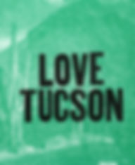 Love Tucson Card