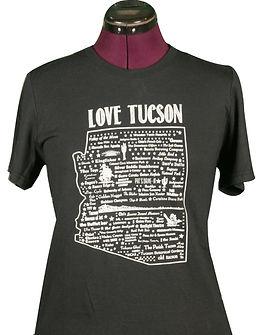 Love Tucson Tee