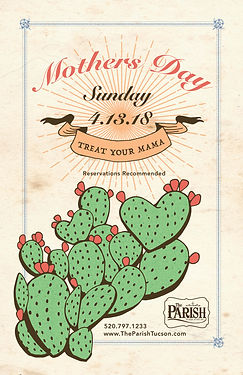 Parish Mother's Day Poster
