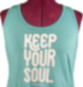 Keep Your Soul Tank