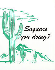 Saguaro you doing?