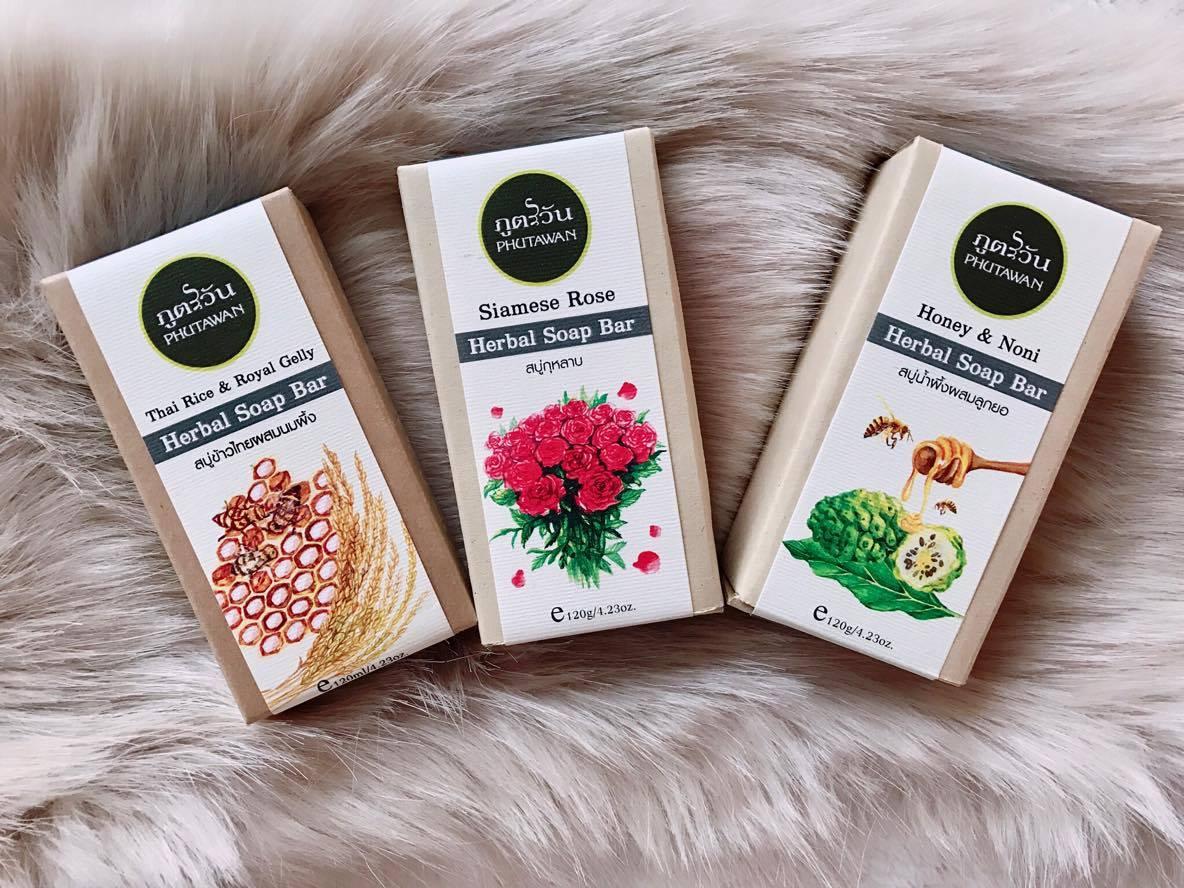 Soap Sữa Ong; Hồng Thái; Mật Ong