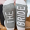 Thumbnail: Bride, Bridesmaid & Maid of Honor Socks
