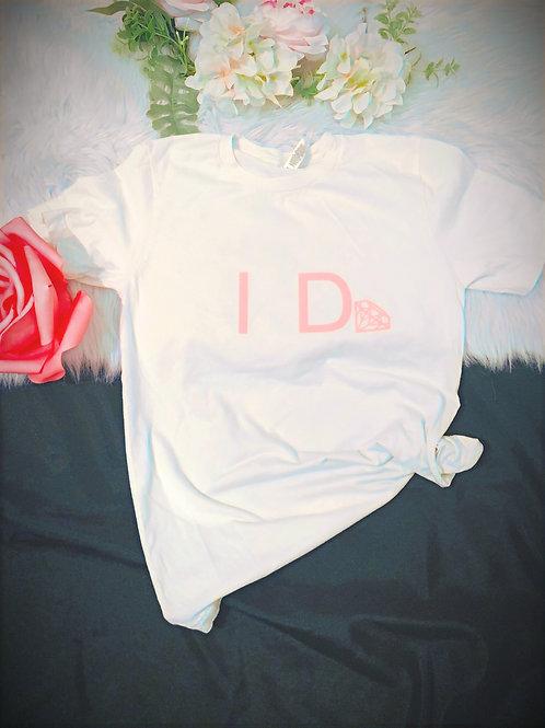 Bride- I Do T-Shirt