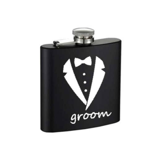 Groom Flask